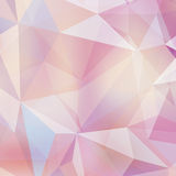 Modern and trendy geometric pattern. EPS10 Royalty Free Stock Images