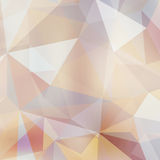 Modern and trendy geometric pattern. EPS10 Royalty Free Stock Photos
