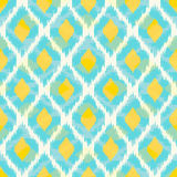 Modern tribal fashion seamless pattern Stock Photography