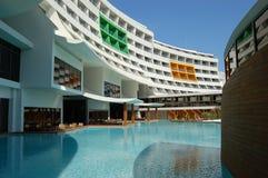 Modern turkish hotel Stock Photography