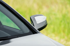 Modern turn signal royalty free stock photography