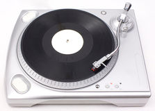 Modern Turntable Stock Photography