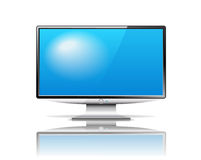 Modern TV. Royalty Free Stock Photo