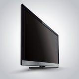 Modern tv Stock Image