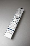 Modern TV remote control Royalty Free Stock Photo