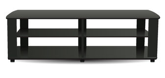Modern TV stand Stock Photo