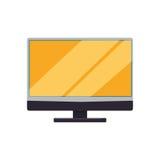 Modern tv technology Royalty Free Stock Photos