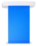Modern uithangbord Stock Fotografie