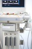 Modern ultrasound machine Royalty Free Stock Image