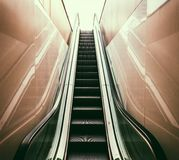 Modern underground crosswalk Stock Photo