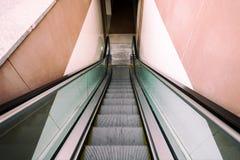 Modern underground crosswalk Stock Image