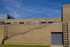 Modern university building Stock Images