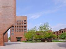 Modern university building Stock Image