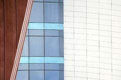 Modern urban architecture. Abstract background. royalty free stock image