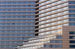 Modern urban building exterior Stock Images