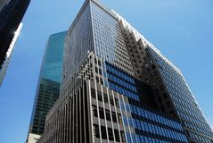 Modern urban skyscraper Stock Image