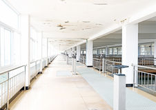 Modern urban wastewater treatment plant. Stock Photography