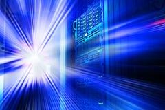 modern värddatorskivminne i signalen för datorhallrörelsesuddighet arkivfoton