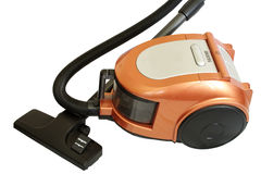Modern vacuum cleaner Royalty Free Stock Image