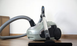 Modern vacuum cleaner. Close up royalty free stock photos