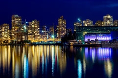 Modern Vancouver Stock Photography