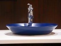 modern vask för badrum Arkivfoton