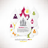 Modern vector elements for infographics Royalty Free Stock Image