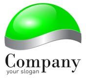 Modern vector logo Stock Photos