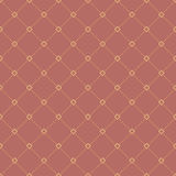 Modern Vector Seamless Pattern Royalty Free Stock Images