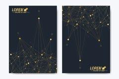 Modern vector template for brochure Leaflet flyer advert cover catalog magazine  Royalty Free Stock Image