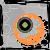 modern vektor för bakgrund Arkivfoton
