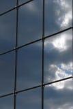 Modern venster royalty-vrije stock fotografie
