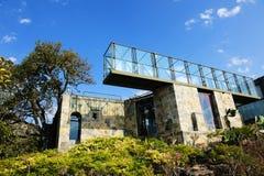 Modern villa Royalty Free Stock Photos