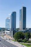 Modern Vilnius Stock Photos