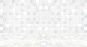 The modern vintage pastel concrete tile wall and floor backgroun Royalty Free Stock Photography