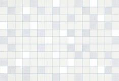 The modern vintage and white pastel concrete tile wall backgroun Royalty Free Stock Photos