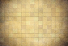 The modern vintage and white pastel concrete tile wall background and texture, illustration Royalty Free Stock Images