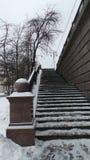 Modern Vitebsk. town hall Royalty Free Stock Photography