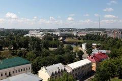 Modern Vitebsk. town hall Royalty Free Stock Images