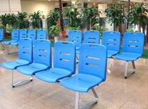 Modern Waiting Area Stock Images