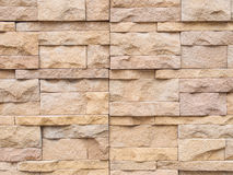 Modern wall. Brown stone wall texture is modern wall Stock Photos