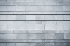 The modern wall Royalty Free Stock Photography