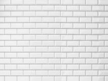 Modern wall tile. 3d background royalty free illustration