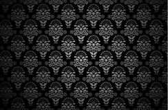 Modern Wallpaper Pattern. Background for Your design. Dark cover Royalty Free Stock Photography