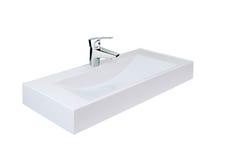 Modern washbasin Stock Photo
