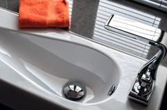 Modern washhandhandfat Royaltyfria Foton