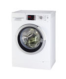 Modern Washing Machine Royalty Free Stock Images