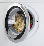 Modern Washing Machine Stock Photos