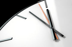 Modern Watch Face Stock Photography