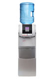 Modern water cooler Royalty Free Stock Images